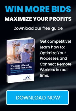 Win More Bids and Maximize Your Revenue - the Construction Industry guide to managed IT services