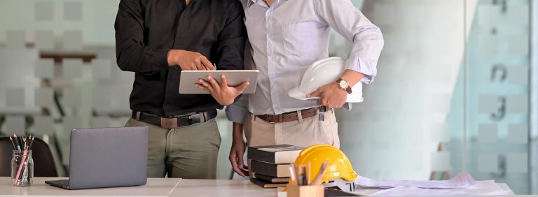 The Benefits of Managed IT Services for the Construction Industry.