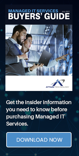 Attain Technology Managed IT Services Buyers' Guide