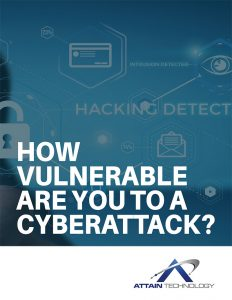 Guide: How Vulnerable Are You To A cyberattack?
