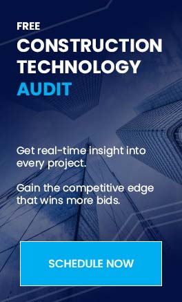 Construction Technology Audit - Schedule today